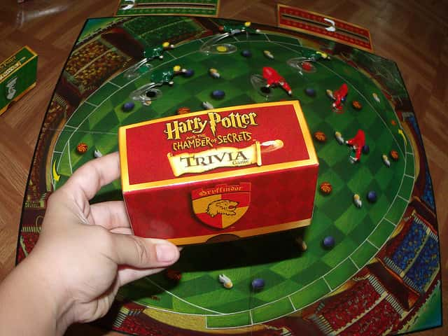 Harry Potter Trivial Pursuit magyar